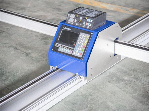 CNC 0000x2500mm Plasma metalezko ebakitzailea, cnc plasma mozteko makina kostu txikiarekin