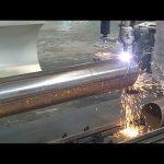 CNC 3 ardatz plasma sugar hodi birakaria hodi altzairua ebaketa makina