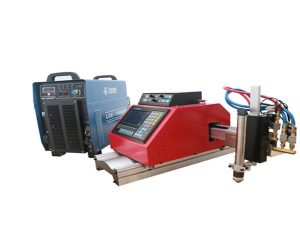 Low Cost Light Weight Portable CNC FlamePlasma Cutting Machine
