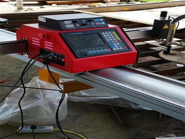 NHC-1525 CNC ebaketa numerikorako makina metaleko plasma mozteko makina
