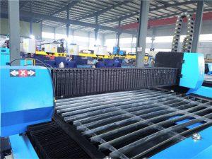 Doitasun handiko / errendimendu handiko metala prozesatzeko makina praktikoa eta ekonomikoa / eramangarria cnc plasma mozteko makina zk1530