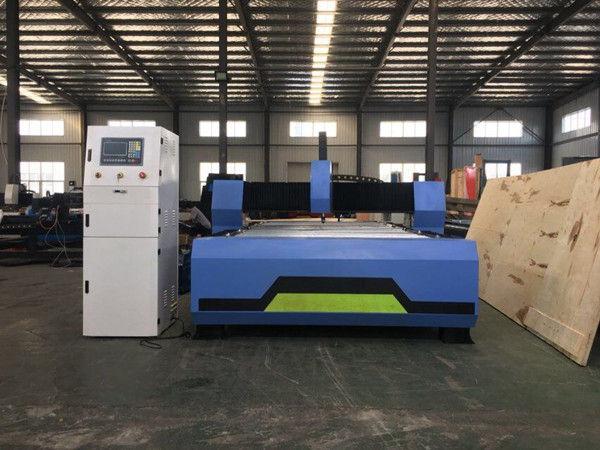 CNC Plasma Metalurgia Ebakitzeko Makina txikia