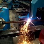 aireko cnc plasma hodi ebakitzaile metalezko xafla ebakitzeko makina