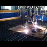 merkea Txina plasma ebaketa makina metalezko plaka eramangarria plasma mozteko makineria