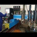 heavy gantry cnc plasma ebaketa-makina metalezko fabrikazio automatizatua