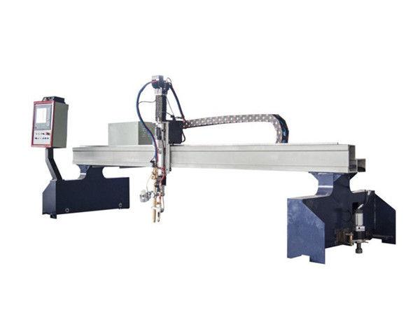 eraginkortasun handiko gantry cnc plasma ebaketa machinecnc sugar ebaketa makina