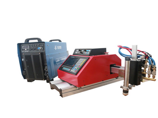 kalitate handiko CNC plasma txikiko altzairu xaflarako ebaketa makina eramangarria