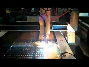 kostu txikiko plasma ebakitzaile xafla altzairuzko cnc plasma txikia ebakitzeko makina txikia