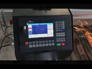 portable cnc flameplasma ebaketa makina servo motorrarekin