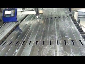 portatila cnc plasma ebakitzailea metalezko cnc sugarra mozteko makina
