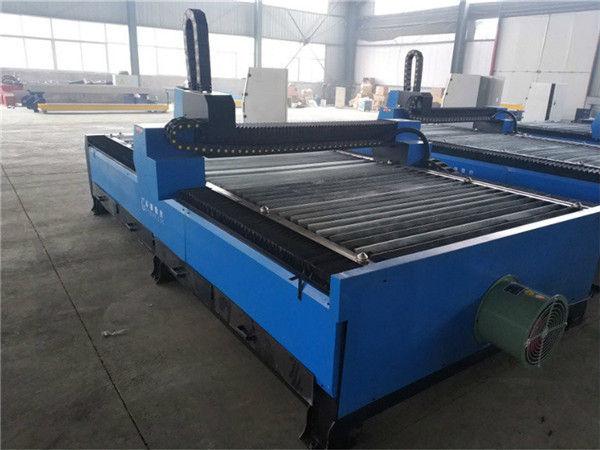 fabrikako zuzeneko salmenta aluminio anodizatuzko aluminiozko G kodearen cnc plasma mozteko makina